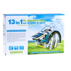 Kit Robot solar 13 in 1 de...